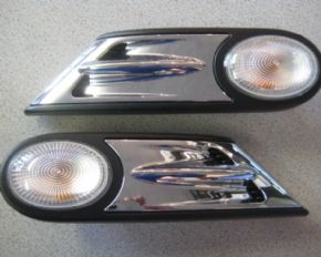 Side Vents - JCW Chrome